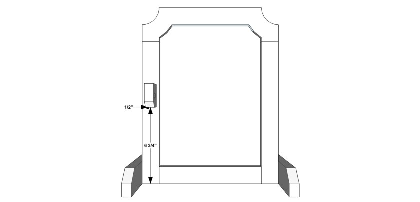 You Can Build This! Easy DIY Furniture Plans from The Design Confidential with Complete Instructions on How to Build a Doll Ballerina Bar via @thedesconf