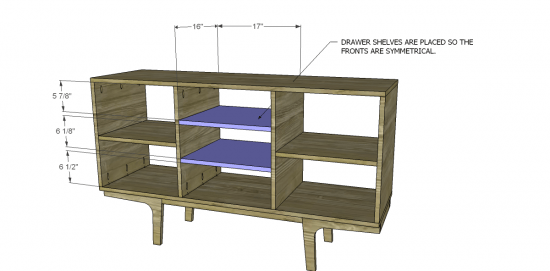 You Can Build This! Easy DIY Plans from The Design Confidential Free DIY Furniture Plans // How to Build A Dumont Buffet via @thedesconf