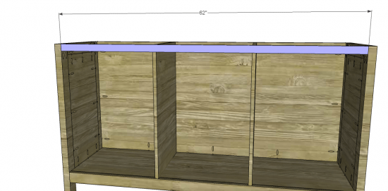 You Can Build This! Easy DIY Furniture Plans from The Design Confidential with Complete Instructions on How to Build a Benchwright Buffet via @thedesconf