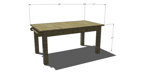 Nice Dimensions For This Project