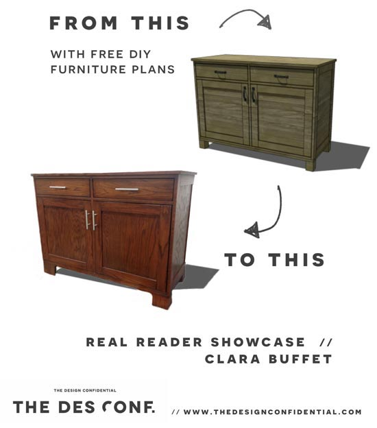 Reader Showcase // John's PB Inspired Clara Buffet