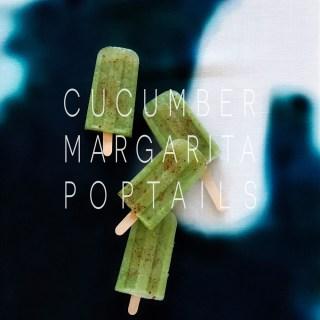 The Design Confidential Cucumber Anjo Chile Margarita Poptail Recipe via @thedesconf
