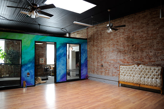 The Design Confidential Photography Studio Design Project and The Colorful Before