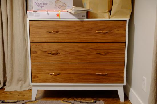 Real Reader Build for the Free DIY Furniture Plans to Build a Steppe 3 Drawer Dresser by MJ Faust
