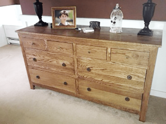 Reader Showcase: Steves Dawson Dresser