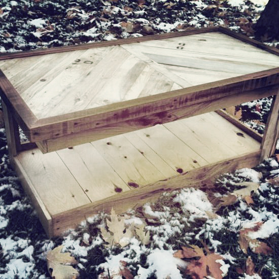 Reader Showcase: WoodMade Custom Table