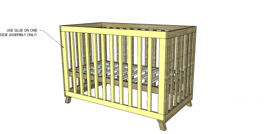 Superb The Design Confidential Free DIY Furniture Plans to Build a Land of Nod Inspired Low Rise