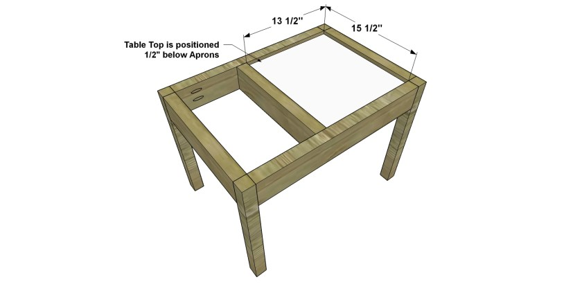 You Can Build This! Easy DIY Furniture Plans from The Design Confidential with Complete Instructions on How to Build a Magazine Sling Side Table via @thedesconf