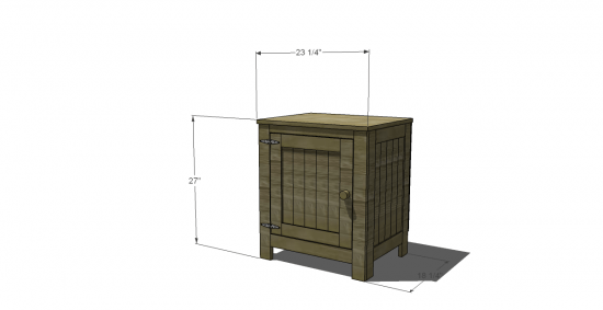 Dimensions for This Project