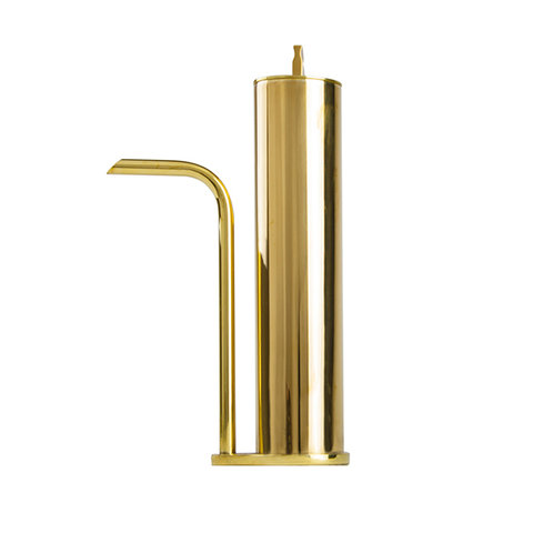 I adore the Brass Oil Decanter from The Design Confidential Shop via @thedesconf