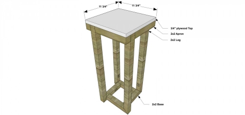 Ideal You Can Build This Easy DIY Plans from The Design Confidential with Complete Instructions on