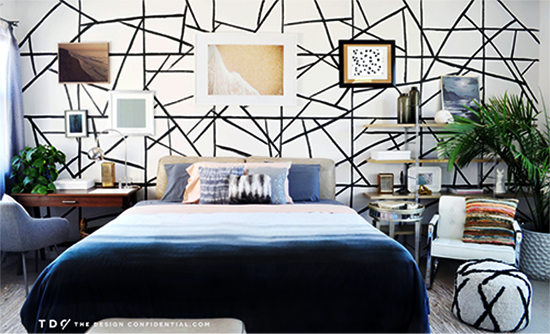 My Master Bedroom with Target Room Essentials Decor