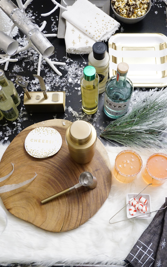 The Design Confidentials An Easy Recipe for a Chic Holiday Party