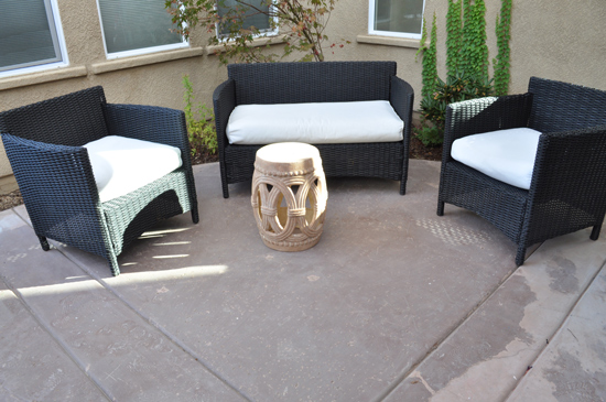 The Design Confidential Patio Rescue and Resurface Prep Work