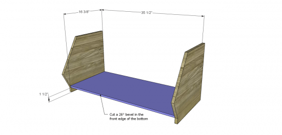 You Can Build This! Easy DIY Plans from The Design Confidential with Complete Instructions on How to Build a Storagepalooza Storage Bin via @thedesconf