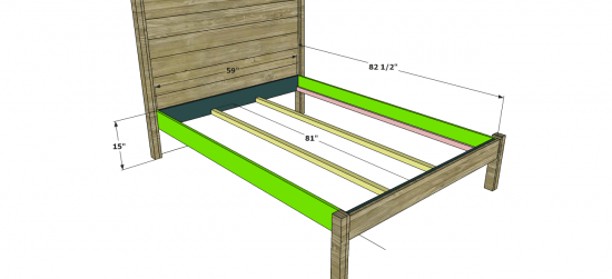 Popular Step Step Build the Bed Frame