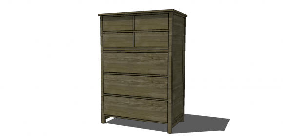 farmhouse dresser plans free diy furniture plans to build a pb inspired farmhouse 320
