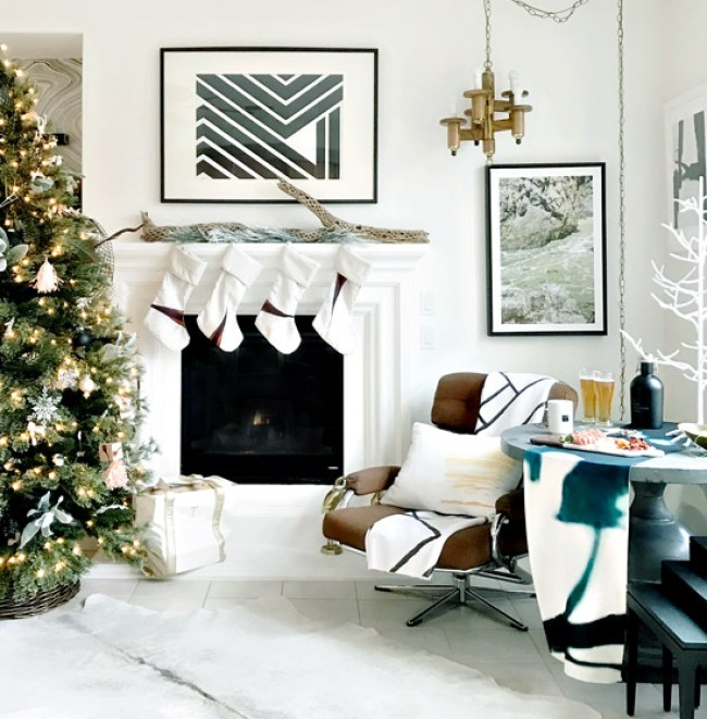 The Design Confidential x Shutterfly Collaboration // It's Beginning to Look a Lot Like Christmas in October