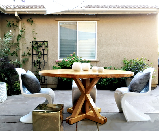 The Design Confidential x AVE Home In the Raw // Beautiful Pieces Both Custom + Convenient