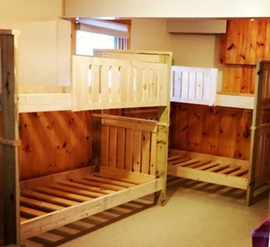 Reader Showcase // Kenwood Cabin Bunk Beds