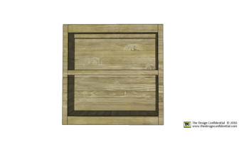 Free Woodworking Plans To Build The Easiest Wall Cabinet Ever The