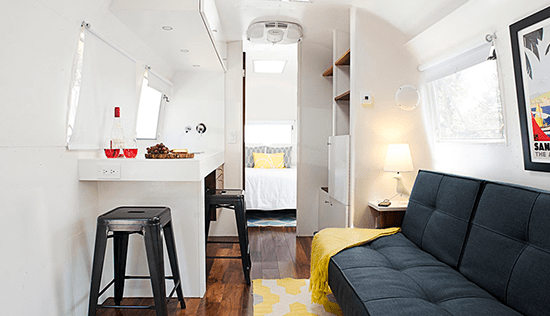 Inside an Airstream for One Last Hurrah + a Fall Favorite // The Art of Glamping
