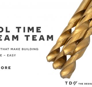 The Design Confidential // Tool Time Dream Team