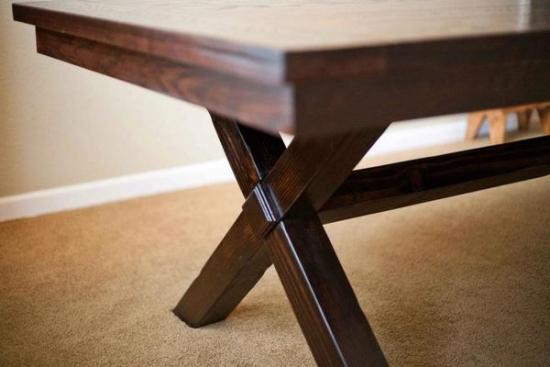 The Design Confidential Builders Showcase // ManMade DIY Toscana Table