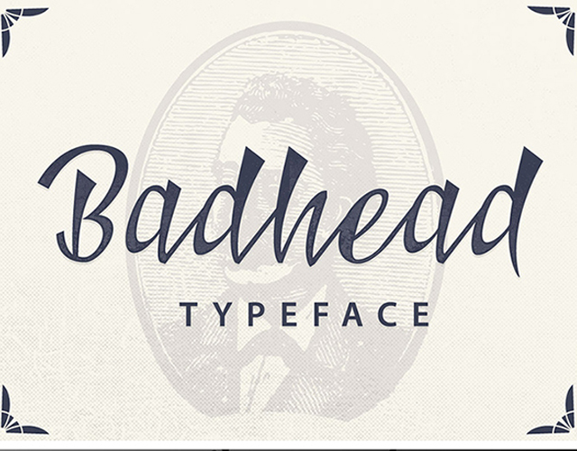 top-30-free-stylish-fonts-to-download-badhead-typeface