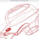 How to get a more sensitive pen with Sketchbook Pro?   MAKE YOUR SKETCH CHANGE THE WORLD   TIP 8 – 9