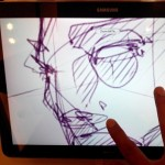 Sketching with the Samsung Note Pro 12.2 | Digital Tablet Review