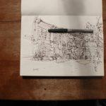 Keep sketching to keep memories and improvements!  TIP53