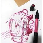 Quick idea, quick sketch, deep research  TIP44