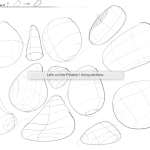 Sketch faster and better with he Contour lines |TIP 103 |VIDEO
