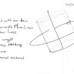 7 steps to make dynamic sketches |Tip134 |VIDEO