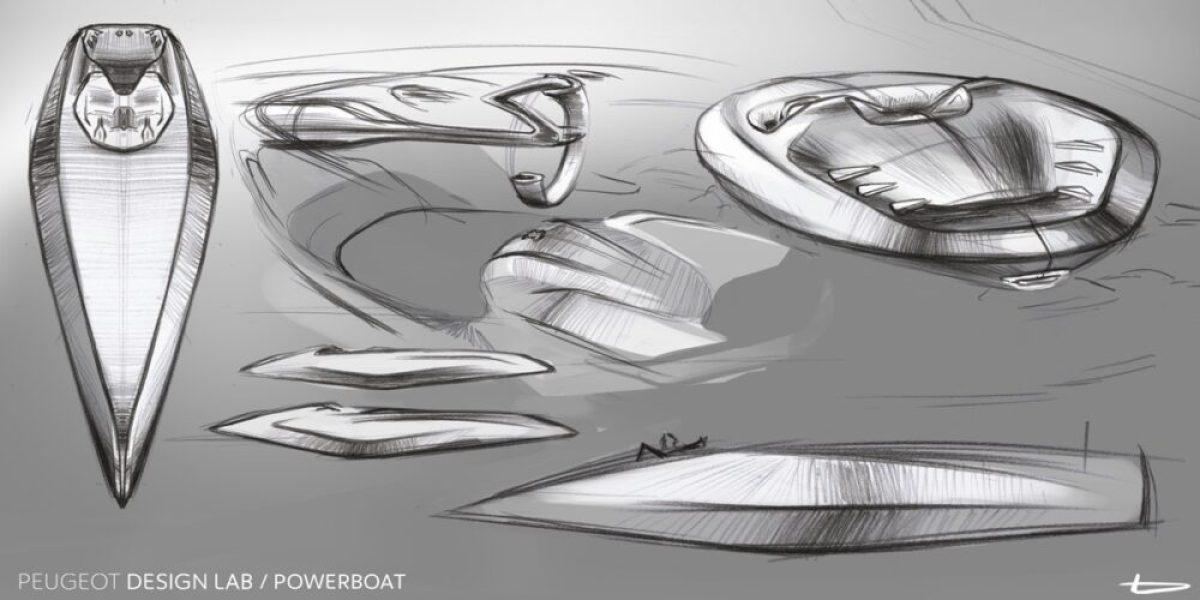 Benjamin Goudout - Transport Designer - Peugeot Design Lab Boat