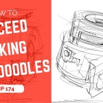 How to succeed making ugly doodles! | TIP 174