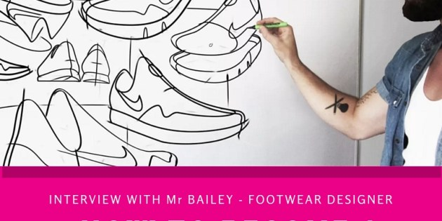 Was it difficult to become a Footwear designer- – Interview with Mr Bailey – Concept Kicks - The design sketchbook - industrial and product design sketching tutorials