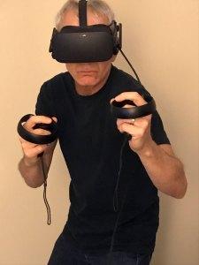 Edward Eyth Oculus VR