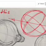How to draw a light bulb easy| TIP 199