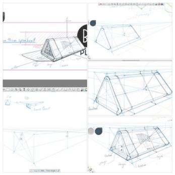 Chou-Tac Product design sketch the design sketchbook bring your sketch alive tutorial Sketchbook Pro Construction lines.png