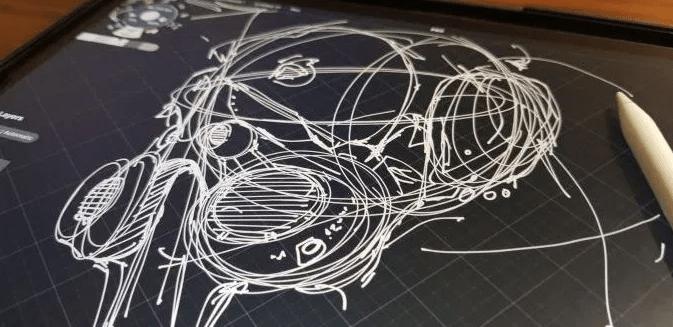gaz mask chung chou tac concepts on ipad pro the design sketchbook b.png