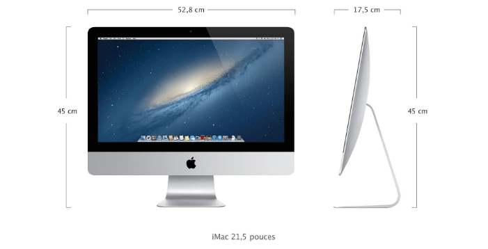 iMac dimensions for cabin airport plane transportation in the luggage