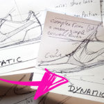 How to Draw Sneaker design with a Dynamic style! (with your ballpoint pen)
