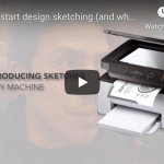 How to Get Started in Design Sketching (Question from Omar)