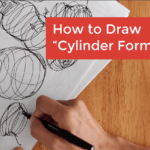 How to draw Cylinder forms (to create many products)!