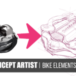 How to draw like a Concept artist | INSPIRED BY BIKE TECH