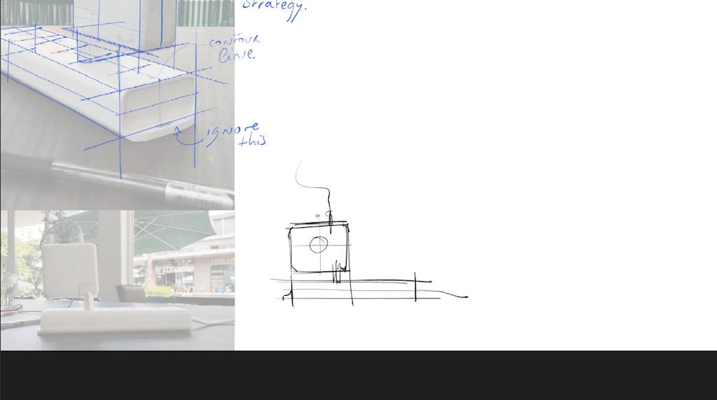 Draw thumbnail