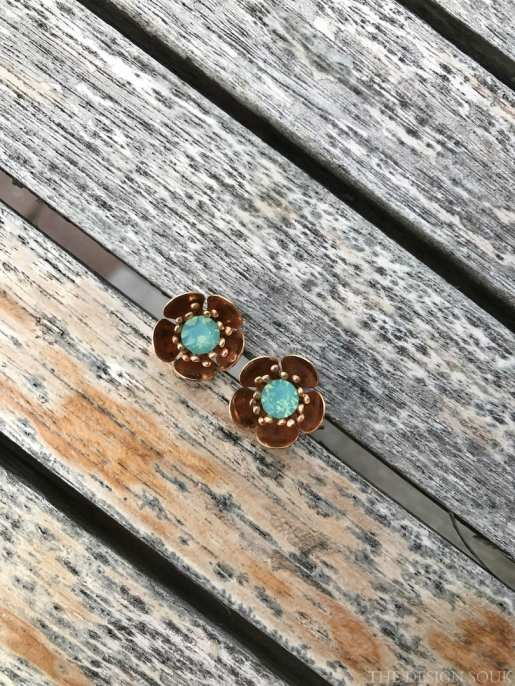 Antique earrings from Saraceno