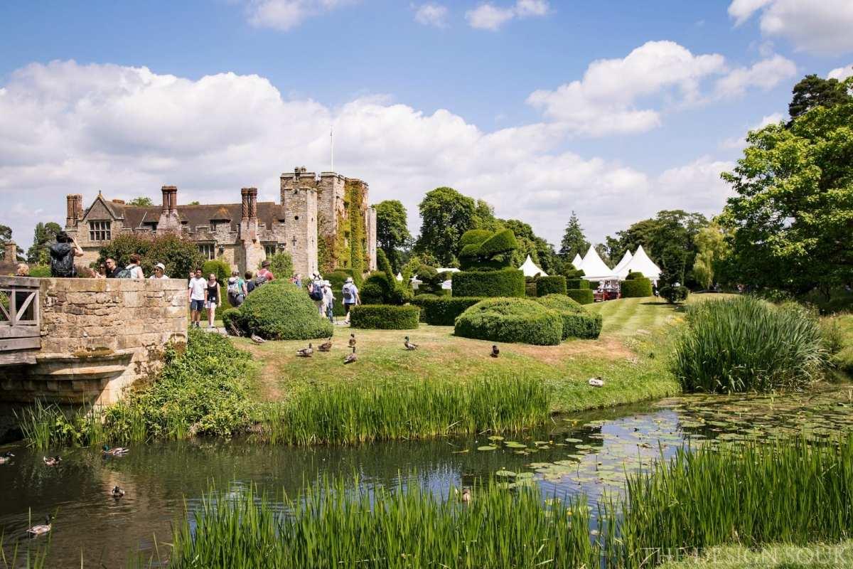The Castles of Kent: Hever Castle
